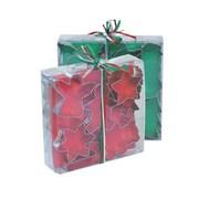 R & M International Corp. 15 Piece Christmas Cookie Cutter Gift Set