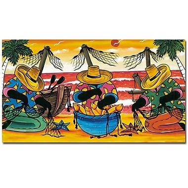 Trademark Fine Art Douglas '50 pascados' Canvas Art