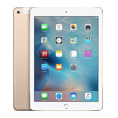 Apple – iPad Air 2 (MH1C2CL/A) 9,7 po, puce A8X, 16 Go, Wi-Fi + cellulaire, doré