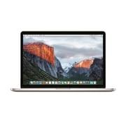 "Apple MacBook Pro with Retina Display, 15.4"", 2.2 GHz Quad-Core Intel Core i7, 16GB RAM, 256GB Flash Storage, Silver, English"