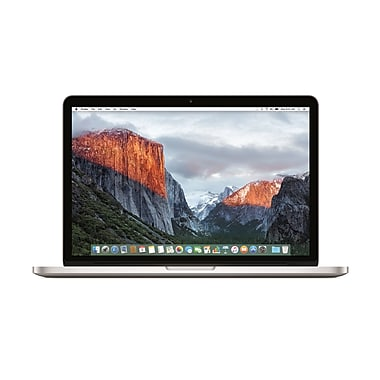 Apple - Portatif MacBook Pro MF839C/A, Retina 13,3 po, Intel Core i5 2,7GHz, 5e gén., Flash 128 Go, RAM DDR3L 8Go, français