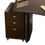 Sharelle Furnishings Bali 26.5'' H x 18'' W Desk File Pedestal