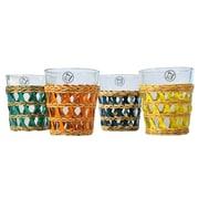 Global Amici La Bamba 12 oz. DOF Glass (Set of 4)