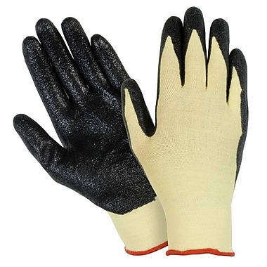 Northern Gloves Knit Cut Resistant 4 High Dexterity Nitrile Palm Glove, Medium