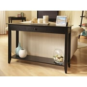 Convenience Concepts American Heritage Console Table; Black