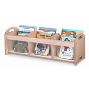 Jonti-Craft See-Thru Toddler Book Browser