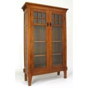 Wayborn Glass Door Cabinet