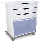 TrippNT Core Extra Wide Cart; Blue