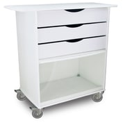 TrippNT Core Extra Wide Cart; White