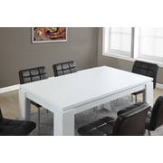Monarch Specialties Inc. Washington Dining Table; White