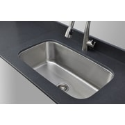 WELLS SINKWARE Craftsmen Series 31.5'' x 18.5'' Kitchen Sink