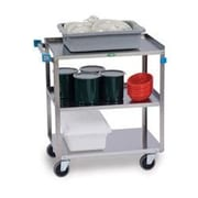Lakeside Manufacturing Utility Cart; 33.38 inch H x 19 inch W x 31 inch D by