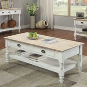Anthony California Coast Line Coffee Table
