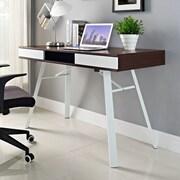 Modway Stir Writing Desk; Cherry