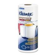 Kimberly-Clark Professional* Kleenex Premiere Kitchen Roll Towels, 70/Roll, 24 Rolls/Carton