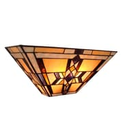 Fine Art Lighting Tiffany 2 Light Wall Lamp