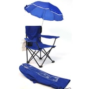 Redmon for Kids Kids Camp Chair; Royal Blue