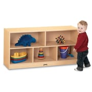 Jonti-Craft Toddler Single Mobile Storage Unit