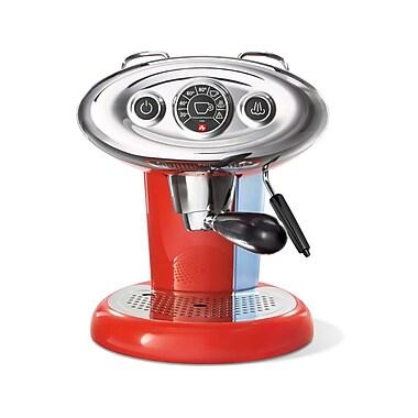 Illy Caffe & Espresso Francis Francis Iper Espresso Machine; Red