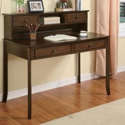 Wildon Home   42'' Writing Desk with Hutch
