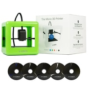 M3D Micro 3D Printer Starter Kit, Green