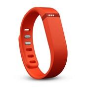 FitBit Flex Refurbished Wireless Activity And Sleep Wristband, Tangerine (FB401TA)