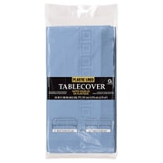 Amscan 3-Ply Paper Tablecover, Pastel Blue, 9/Pack (57115.108)