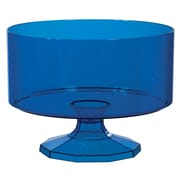 Amscan Trifle Container, Medium, Royal Blue , 4/Pack (437842.105)