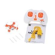 Cheerson CX-10C Mini Quadcopter with On-Board Video Camera, Orange