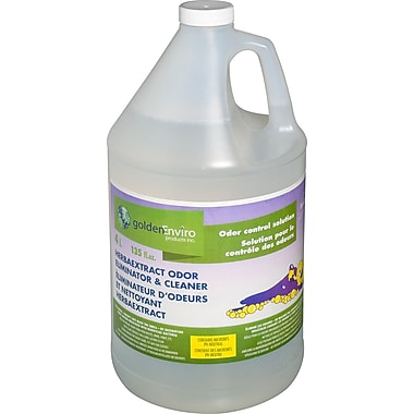 Golden Environmental HerbaExtract Odor Eliminator & Cleaner, 4L