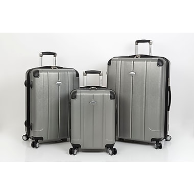 Ricardo Beverly Hills Protector 2.0 3-Piece Set, Silver