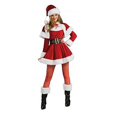 Santa's Helper Costume, Small