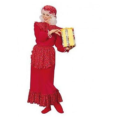 Mrs. Santa Clause Suit, Standard Size