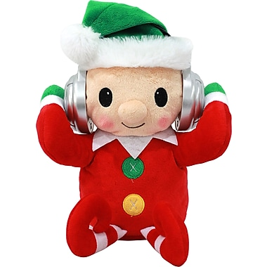 iTalk Adorable Elf Portable Plush Bluetooth Communication Speaker