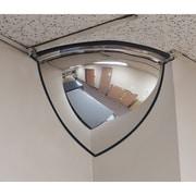 Dome Mirrors, Style, Quarter Dome 90Deg, SEJ883, 3/Pack
