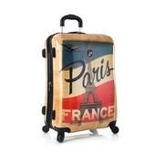 """Heys Vintage Traveler  Paris  Polycarbonate composite 26"""" (13055-3110-26)"""