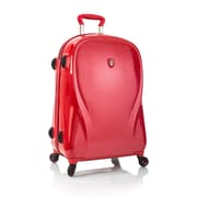 """Heys X Case 2g Infra Red 100% Polycarbonate 21"""" Carry On (15027-0003-21)"""