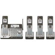 ATT ATTCLP99483 DECT 6.0 Connect-To-Cell 4-Handset Phone System with Dual Caller ID