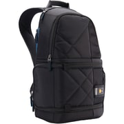 CASELOGIC DSLR Camera Backpack, Black (CSLGCPL109BK)