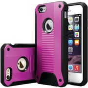 Caseology Rugged Armor Case for Use with iPhone  6/6S, Purple (CGYIP6ARMPR)