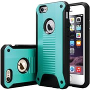CASEOLOGY Rugged Armor Case for iPhone 6/6S, Turquoise Mint (CGYIP6ARMTQ)