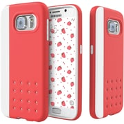 Caseology Sleek Armor Threshold Series Case for Use with Samsung  Galaxy S6, Pink CGYGS6EDGPI()