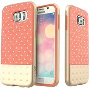 CASEOLOGY Riot Series Case for Samsung  Galaxy S  6, Pink (CGYGS6LBFPI)