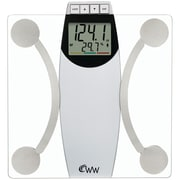 CONAIR Weight Watchers  CNRWW67N Glass Body Analysis Scale