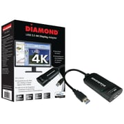 Diamond USB 3.0 4K Display Adapter with Ultra HD
