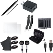 Dreamgear DRM3DSXL2261 20-in-1 Essentials Kit for Nintendo New 3DS  XL