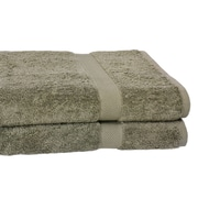 Calcot Ltd. All American Cotton Line Bath Towel (Set of 2); Sage