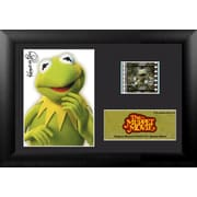 Trend Setters Muppet Movie Mini FilmCell Presentation Framed Vintage Advertisement