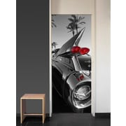 Brewster Home Fashions Ideal D cor Classic Car Wall Mural