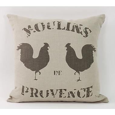 Zentique Inc. French LinenThrow Pillow